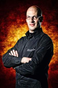 Chef Weber Daniele Faresin